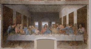 By Leonardo da Vinci (File:Última_Cena_-_Da_Vinci_5.jpg) [Public domain], via Wikimedia Commons