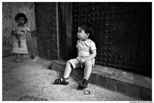 Medina Kids by Guilhem Ribart: http://artetic.net/